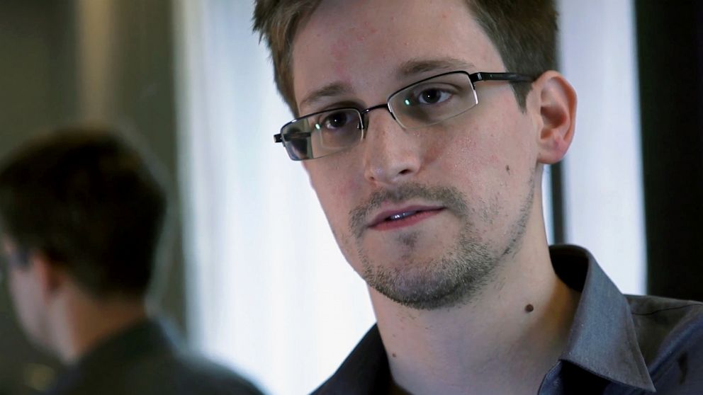 Edward Snowden, who worked as a contract employee at the National Security Agency, in Hong Kong, June 9, 2013.
