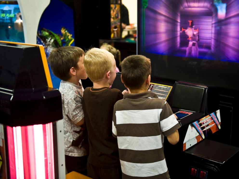 Image result for arcades playing