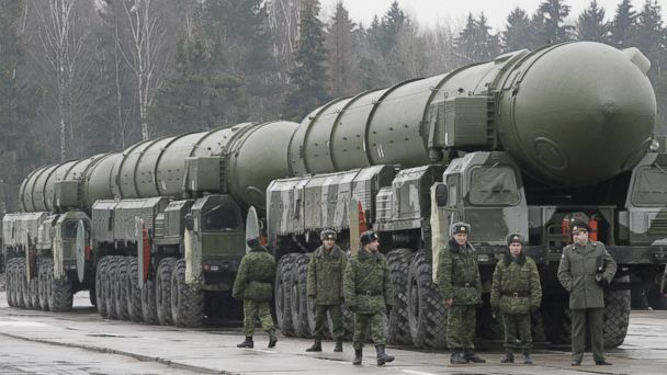 Image result for russian icbm