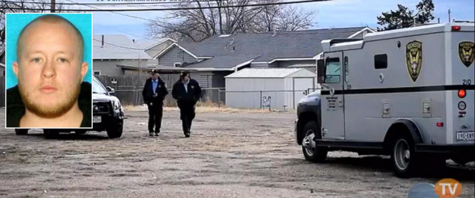 Missing Armored Truck Driver Arrested in Colorado  ABC News