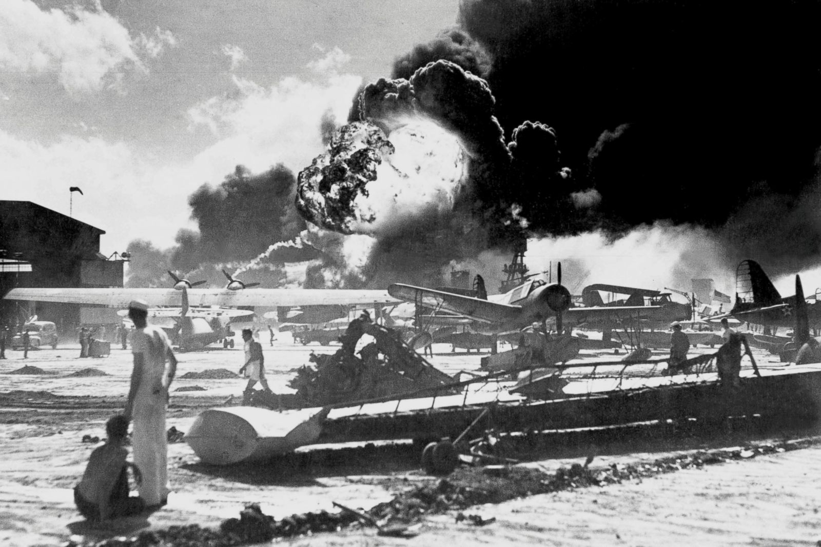 Picture 75 Years The On Pearl Harbor