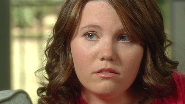 PHOTO: After being held captive for 18 years, Jaycee Dugard talks to ABC's Diane Sawyer in her first interview since being discovered and freed.