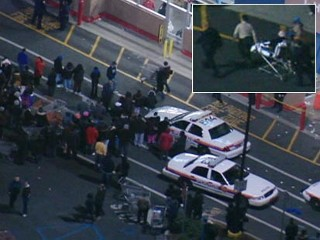 Black Friday worker trampled to death