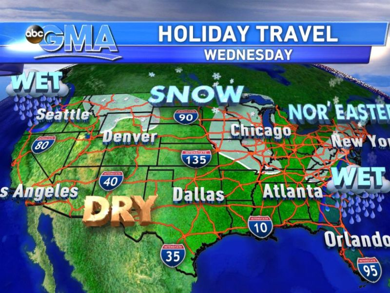 National Today Forecast KFDA NewsChannel Amarillo News Us - Us travel weather map