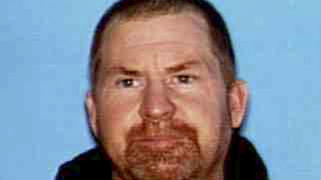 PHOTO:This undated photo released by the Shasta County Sheriff's office shows Shane Miller, 45, who is suspected of a triple homicide at his home in rural Northern California.