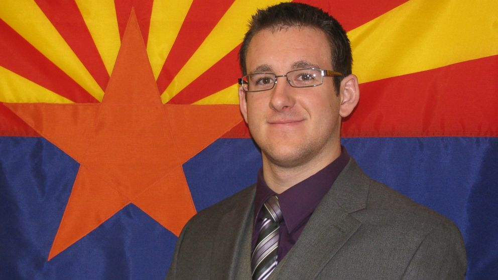 PHOTO: This Nov. 27, 2008 photo released by the Flagstaff Police Department, shows police officer Tyler Stewart.
