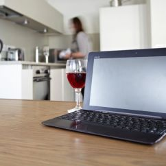 Two Person Kitchen Table Brushed Nickel Cabinet Hardware 'sipping And Shopping' Can Lead To Interesting Online ...