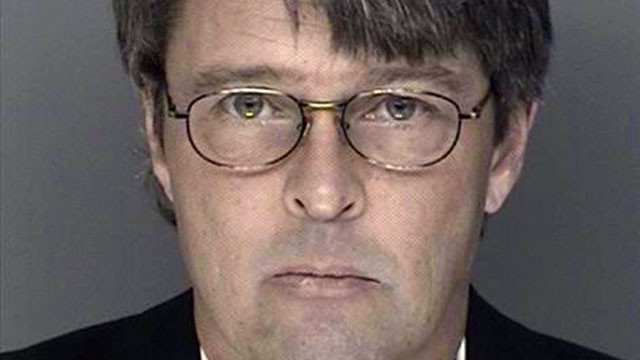 PHOTO: Kolbjorn Jarle Kristiansen, 48, a pilot for American Eagle, was arrested after a TSA agent smelled alcohol on his breath.