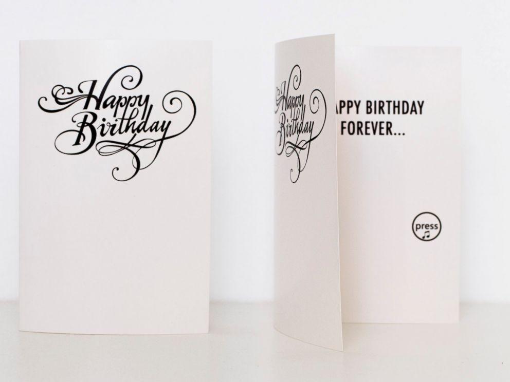 Diabolical 'Joker Birthday Card' Plays Music Until It's