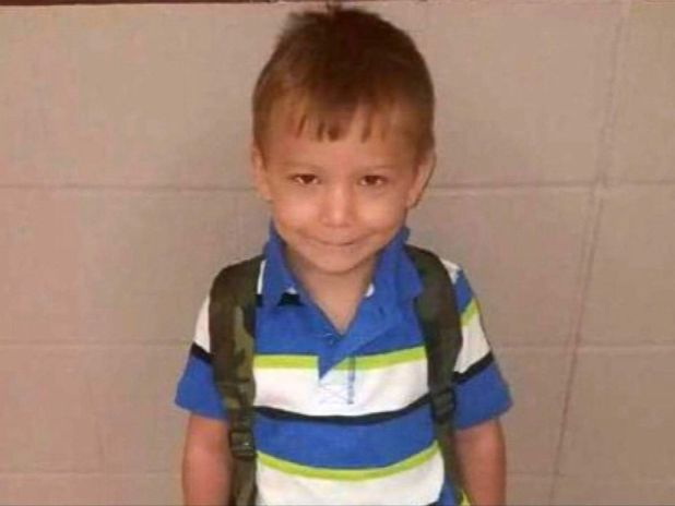 PHOTO: Ryland Ward, 5, was shot in the Sutherland Springs, Texas, church massacre, Nov. 5, 2017.