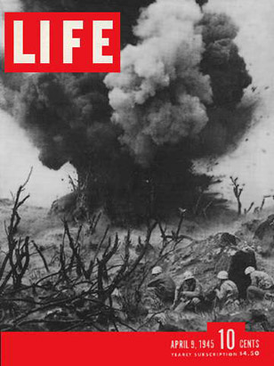 W. Eugene Smith – Life Magazine 9th April 1945 – IWO JIMA
