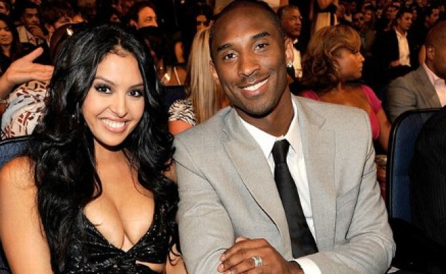 Vanessa Bryant Is The Latest Basketball Wife To Bounce