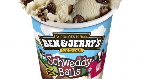 ht schweddy balls ice cream flavor ll 110908 wblog Ben & Jerrys Releases Schweddy Balls Ice Cream