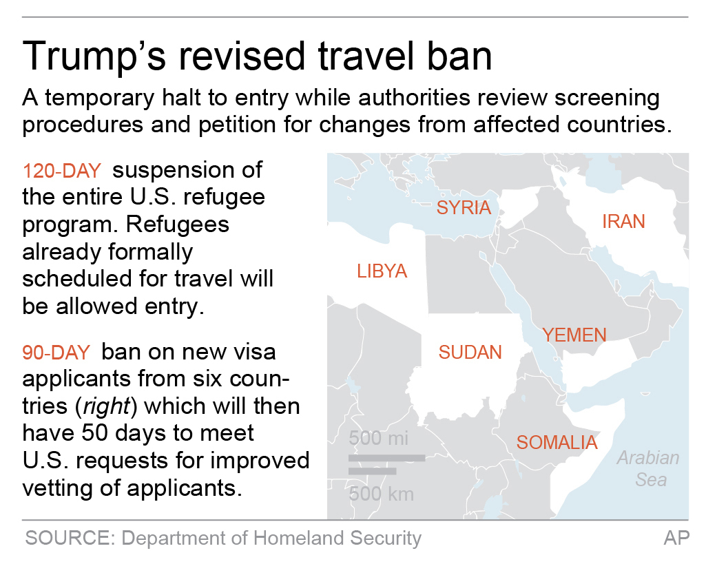 Image result for new travel ban
