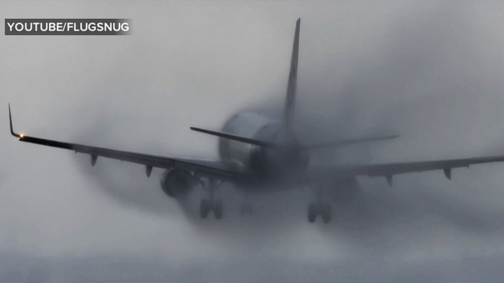 Video Shows Airplane Making Scary but Epic Landing in ...
