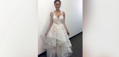 PHOTO:Martha Stewart Weddings picks the hottest wedding dress looks of the season.
