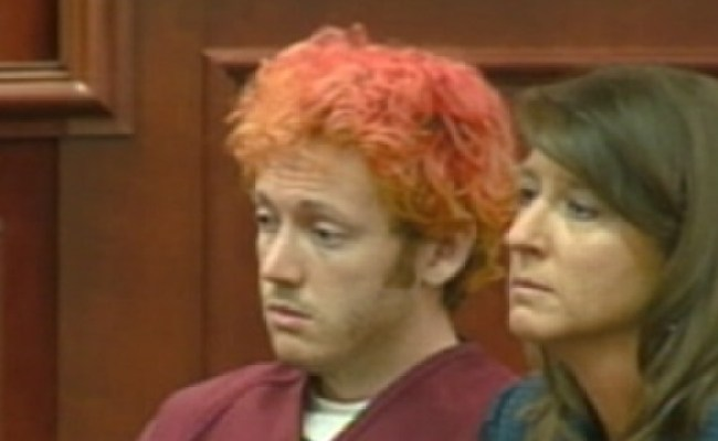 Colorado Shooting Suspect Appears Dazed In Court Video