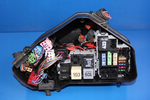 small resolution of  picture of vw touareg 7l 2 5 tdi fuse box bsi