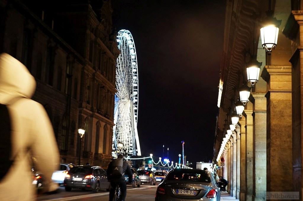 Noël à Paris, Christmas in Pairs, Рождество в Париже