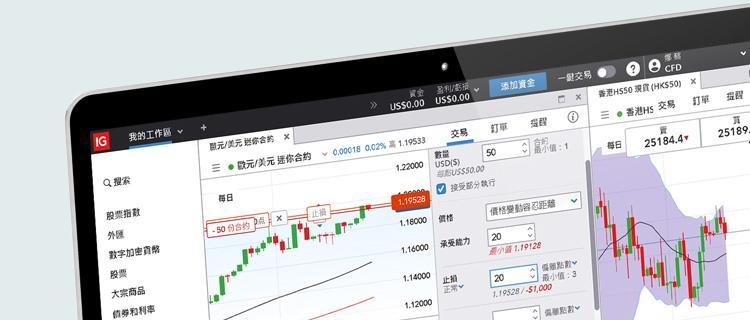 IG交易賬戶開戶 | IG官網