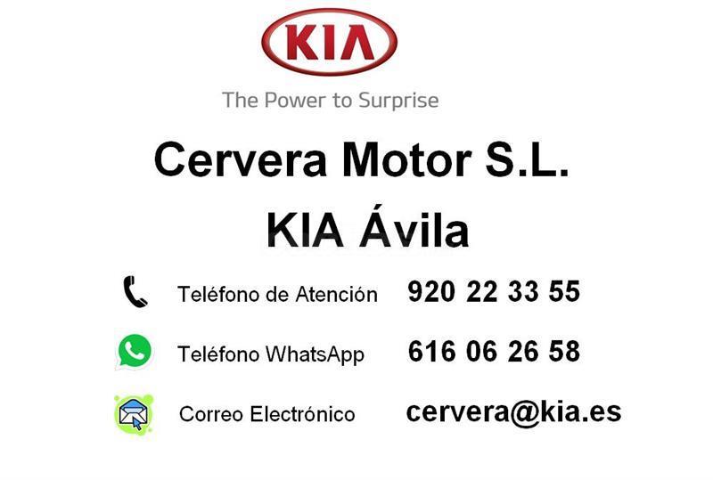 KIA carens monovolumen 1.6 gdi 99kw 135cv drive Gasolina
