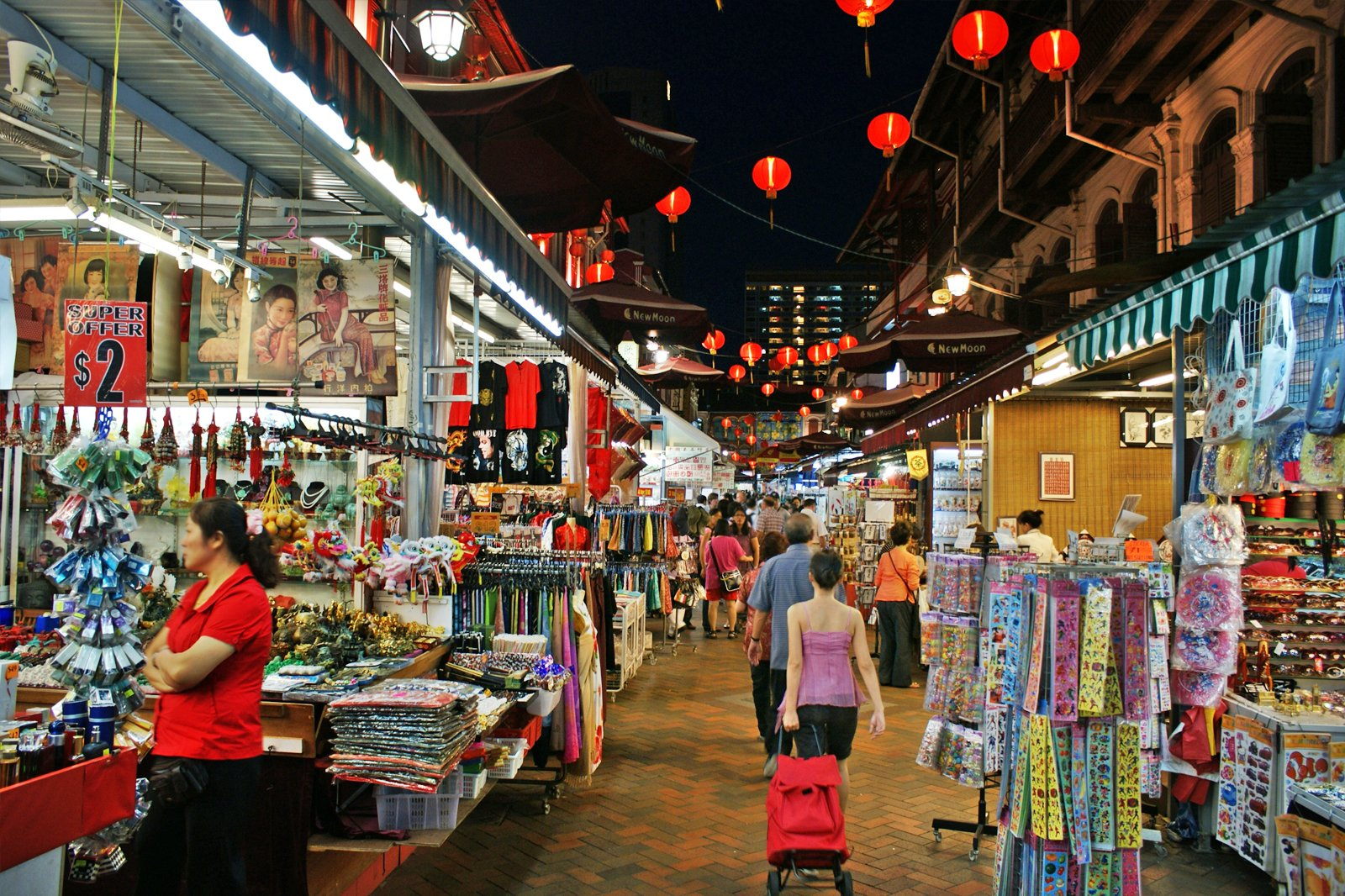 5 Best Night Markets In Singapore Where To Shop At Night