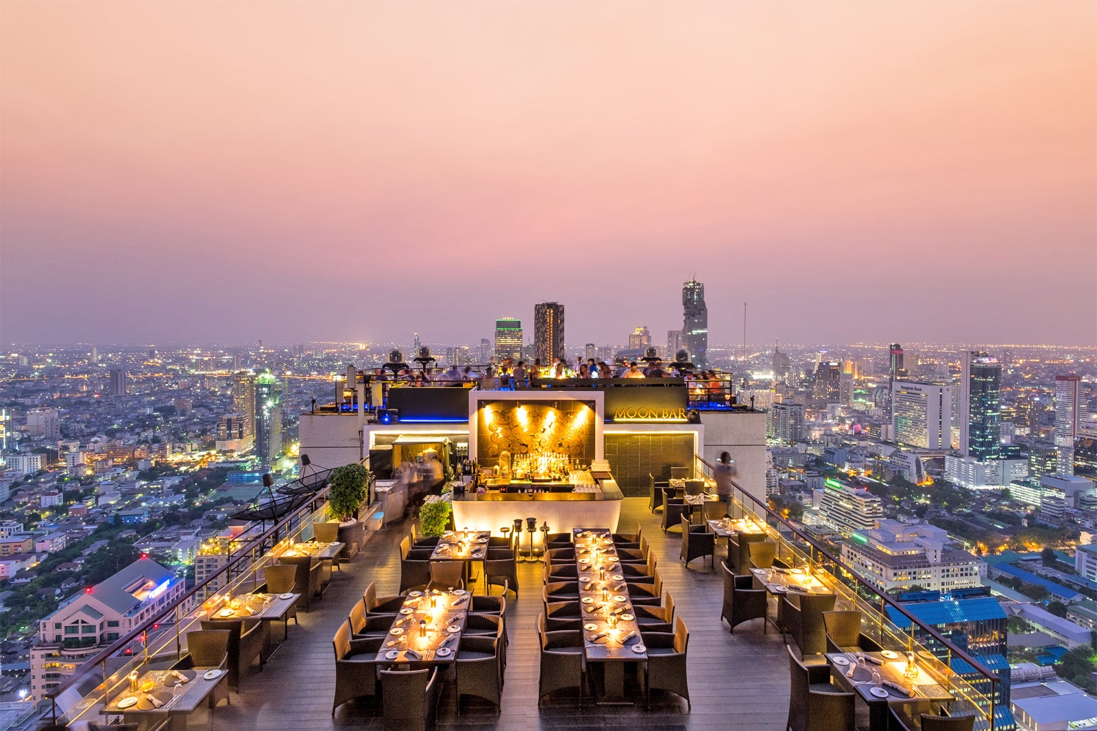 21 Best Rooftop Bars In Bangkok Bangkok S Best Nightlife
