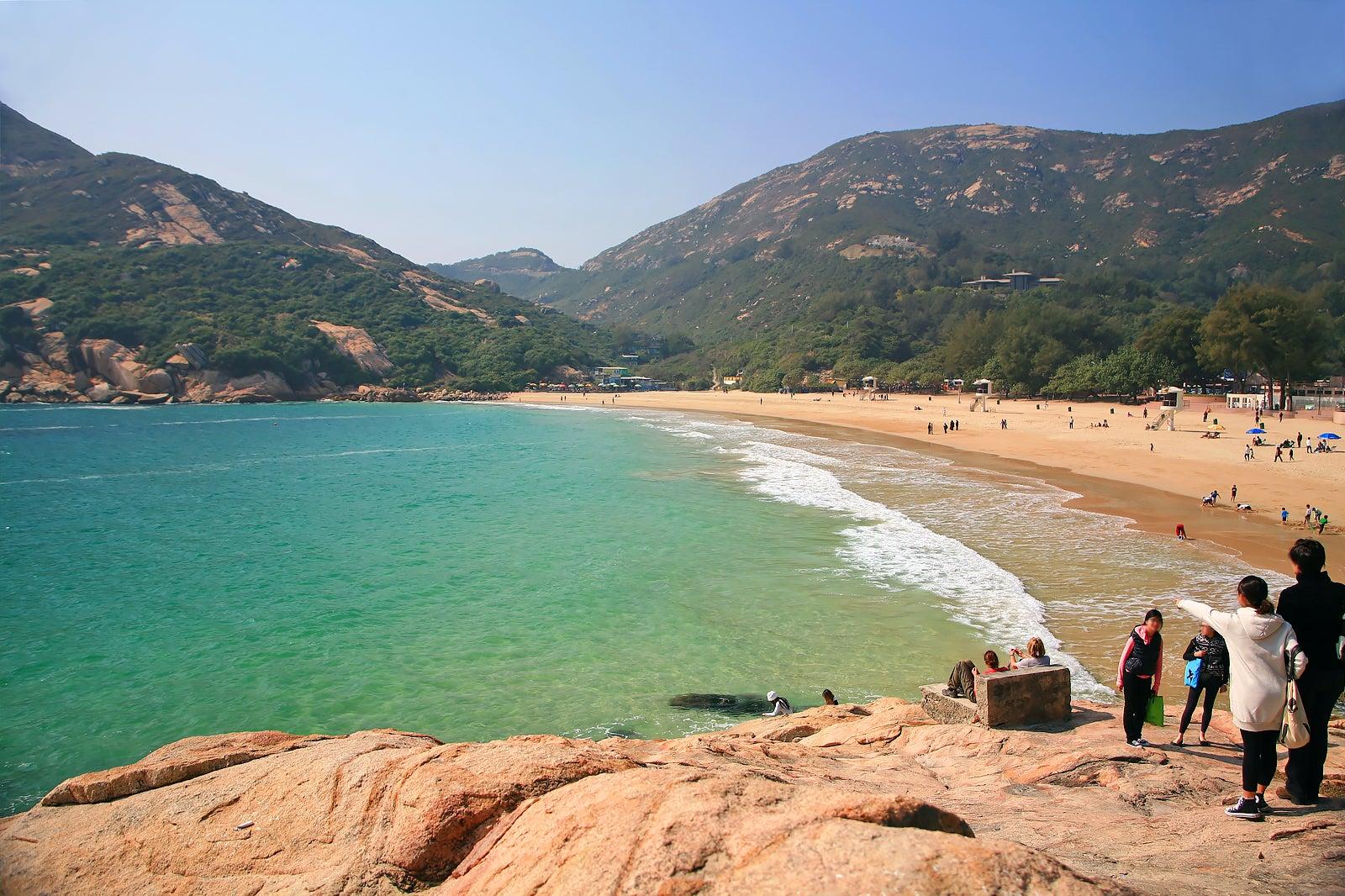 5 Best Beaches in Hong Kong - Hong Kong's Best Beaches – Go Guides