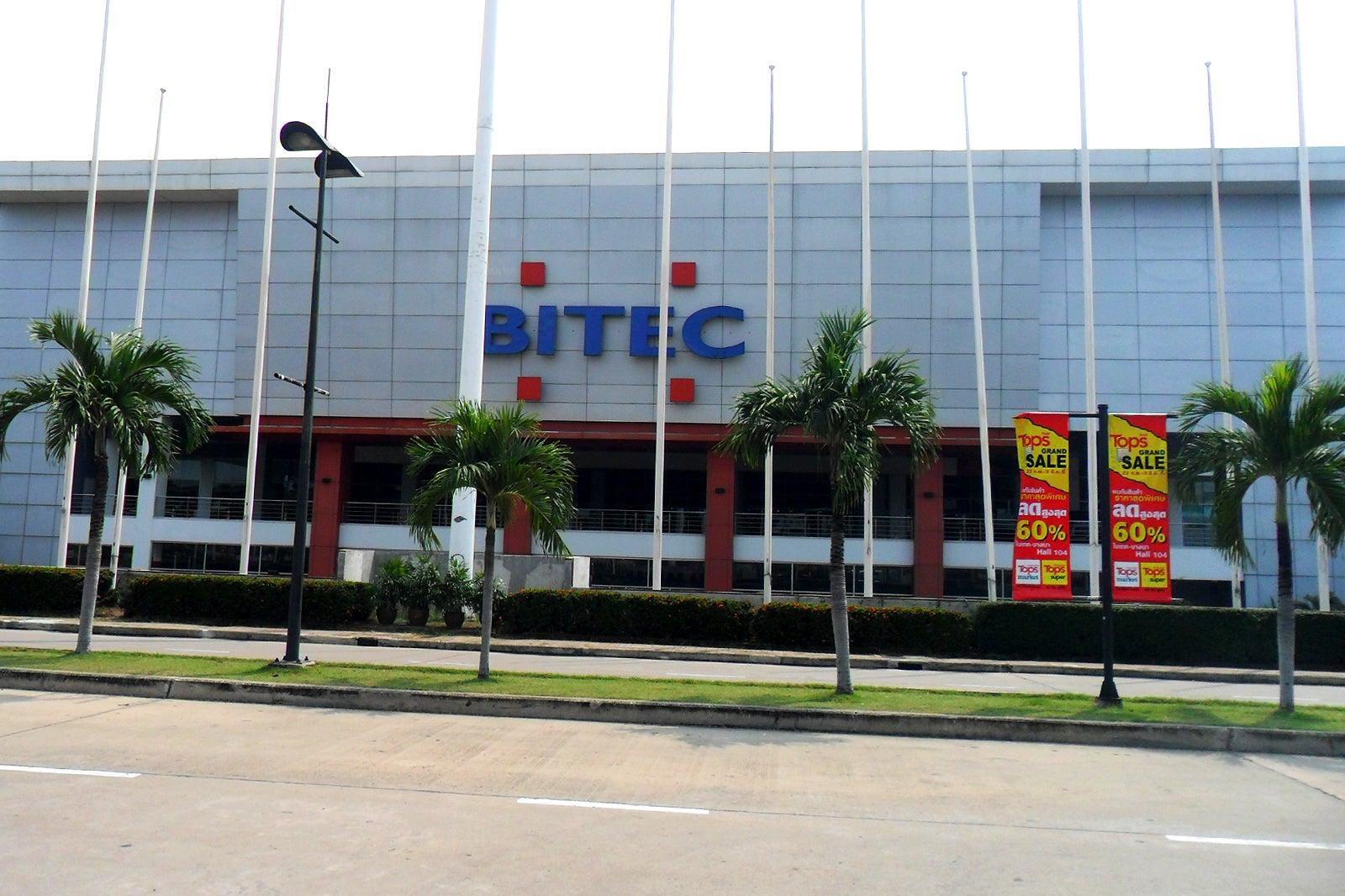 Bitec In Bangkok Bangkok International Trade Exhibition