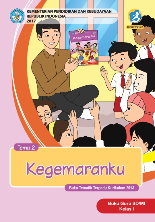 Download Buku K13 Revisi 2017 Kelas 1 SD/MI... - Ayo Madrasah