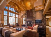 Awesome Great Room Fireplace Pictures - House Plans   84273