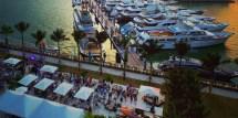 Deck Lounge Island Gardens Miami Music Week