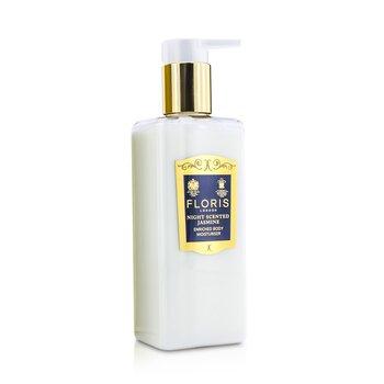 Floris 佛羅麗絲 - 月夜茉莉身體保濕霜 250ml/8.5oz (F) - 身體潤膚乳   全球免運   草莓網HK