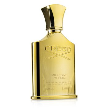 Creed 克烈特 - Millesime Imperial Fragrant Spray 100ml/3.3oz (M) - 香水 | 全球免運 | 草莓網HK