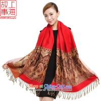 Shanghai story scarves