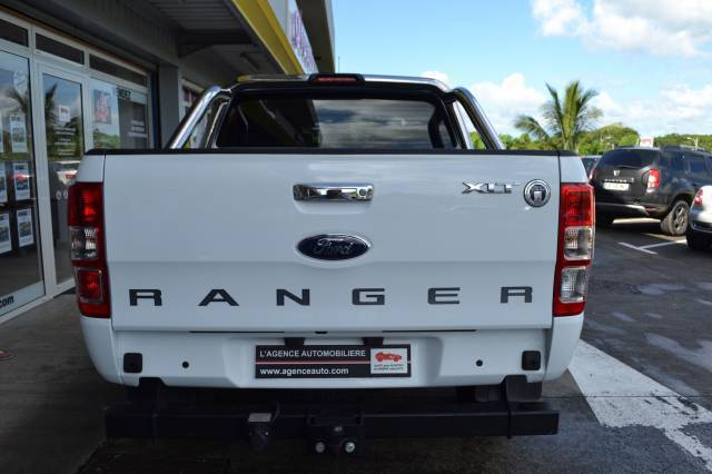 ford ranger 2 2 tdci 160ch double