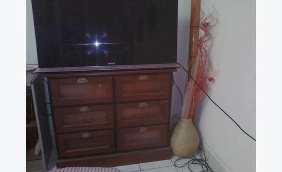 meuble bois exotique meubles et