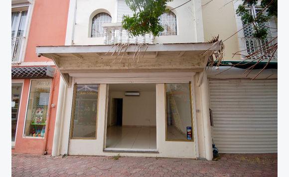 2 storey commercial unit