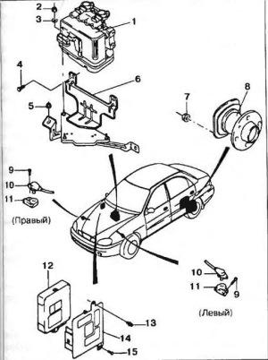 Daewoo Wiring Harnes Diagram