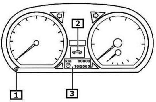 Сброс сервисного интервала BMW E90 E91 E92 E93