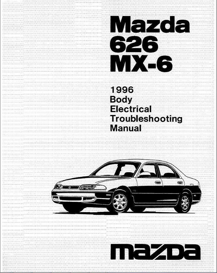 Литература по Маздам. — бортжурнал Mazda Efini MS-8 KL-ZE