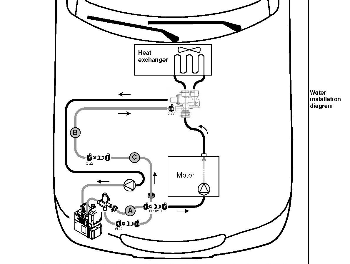 Webasto: Схема установки на W211 — бортжурнал Mercedes