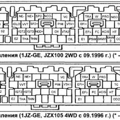 1jz Vvti Ecu Wiring Diagram 5 Band Equalizer Circuit Схемы подключения — бортжурнал ГАЗ 24 +toyota-project Vvt-i 1986 года на Drive2