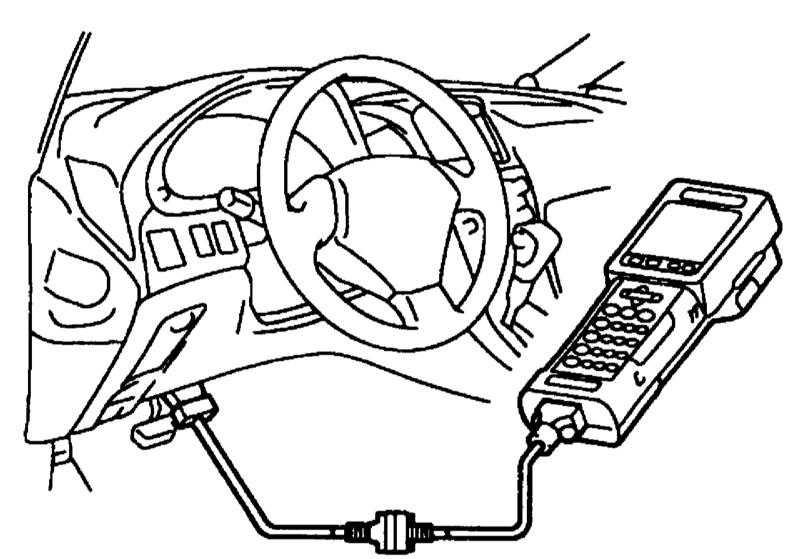 Компьютерная диагностика Toyota Hilux 2013,Коды