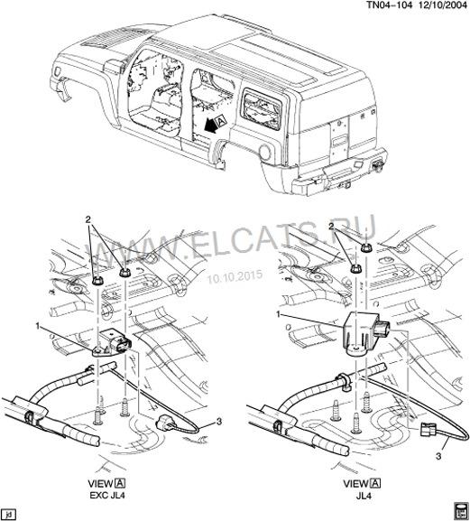 1. Ошибочки — logbook Hummer H3