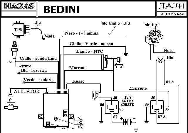 ГБО 3 с кнопкой Bedini. — DRIVE2