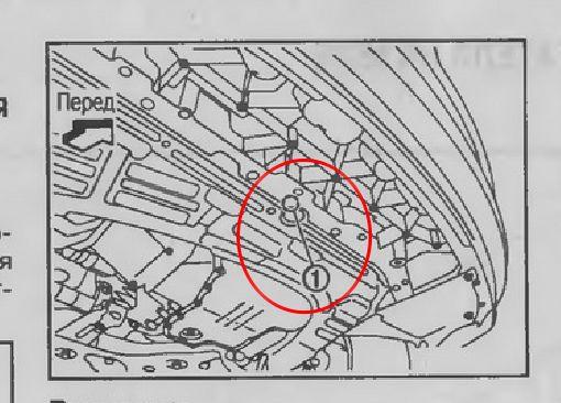 Замена антифриза nissan coolant L248 Premix — бортжурнал