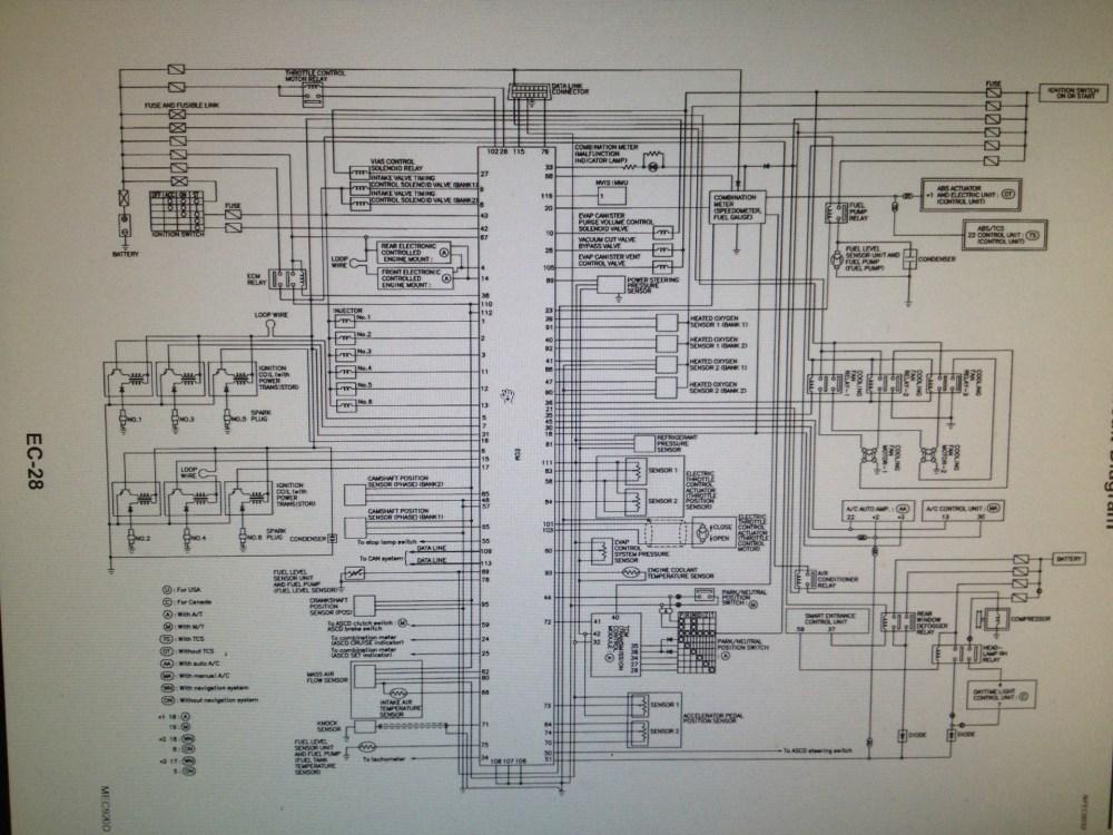 medium resolution of nissan vh41 wiring diagram wiring library rh 79 budoshop4you de td engine nissan nissan vg30e engine