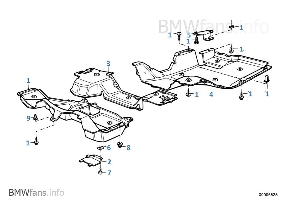 Защита двигателя BMW E34 M50 — бортжурнал BMW 5 series