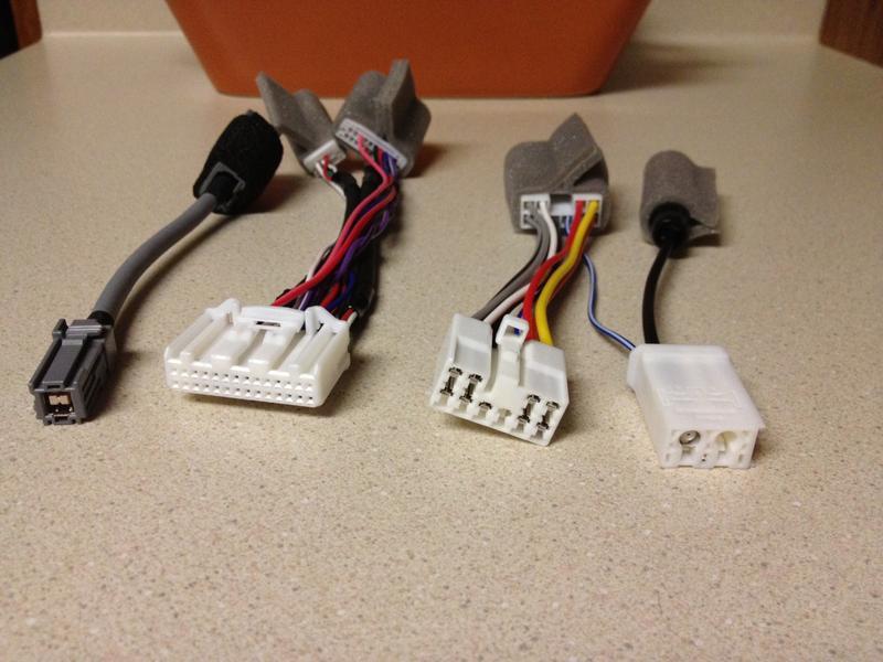 toyota venza radio wiring diagram vw jetta stereo Замена магнитолы дорестайлинг — рестайлинг, часть 4. бортжурнал Мутяф 2010 года ...